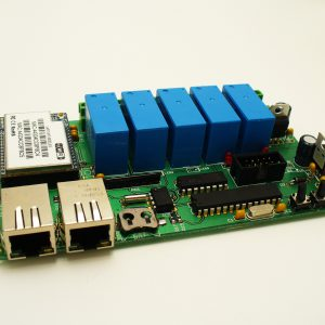 Irdroid wifi relay board